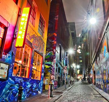 Arte di strada: quando l'arte si insedia nelle strade