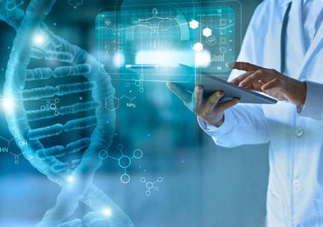 Trova tutte le innovazioni nella salute